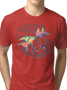 Aquarium Tri-blend T-Shirt