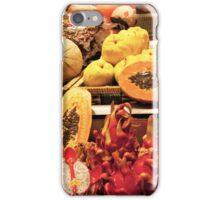 Fresh Produce iPhone Case/Skin
