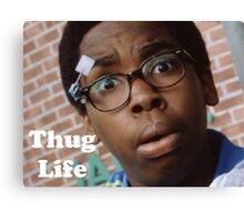 Cookie- Thug Life Canvas Print