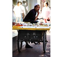 Snacks On Wheels Photographic Print