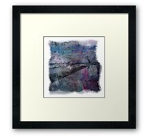 The Atlas Of Dreams - Color Plate 39 Framed Print