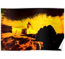 Palma Windmill Distortion 032 Poster