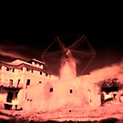 Windmill Distortion 8322 by Mario  Scattoloni