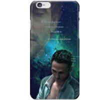 Soft Black Stars  iPhone Case/Skin