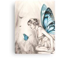 Whispering Wings Canvas Print