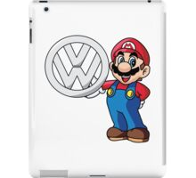 Mario VW iPad Case/Skin