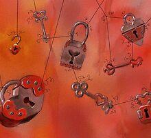 Locked and Unlocked by SuspendedDreams