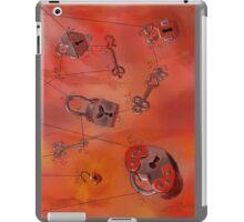 Locked and Unlocked iPad Case/Skin