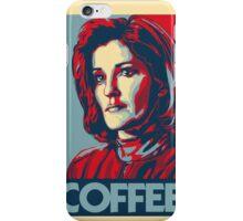 Coffee addicted iPhone Case/Skin