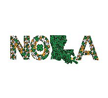 St. Patrick's Day NOLA Photographic Print