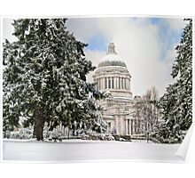 Winter Capitol  Poster