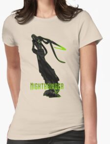 Nightbringer Womens Fitted T-Shirt