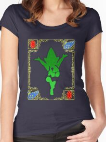A Tale of Tingle Women's Fitted Scoop T-Shirt