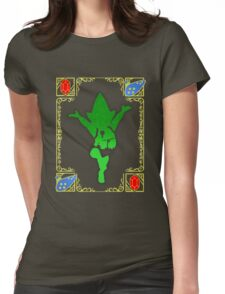 A Tale of Tingle Womens Fitted T-Shirt