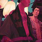 Gangster Bros by Jon-west
