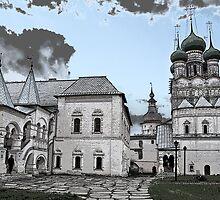 Kremlin, Rostov Veliky, Russia by vadim19