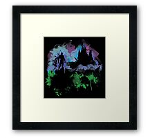 Two Kinds of Payment Framed Print