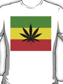Rasta Pot T-Shirt