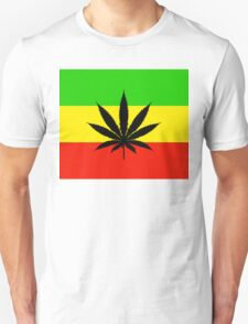 Rasta Pot T-Shirt
