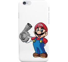 Mario Turbo iPhone Case/Skin