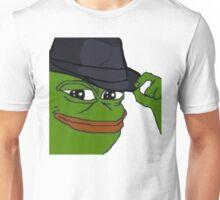 pepe fedora Unisex T-Shirt