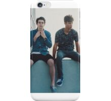 Cameron and Nash iPhone Case/Skin