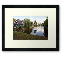 Dutch Cottage Framed Print
