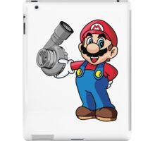 Mario Turbo iPad Case/Skin