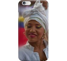 Columbia. Cartagena. The Power of Dance. iPhone Case/Skin