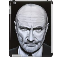 Phil Collins painting iPad Case/Skin