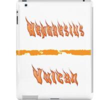 Hephaestus & Vulcan iPad Case/Skin