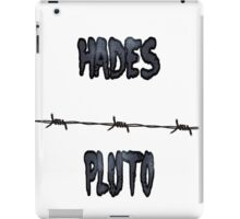Hades & Pluto iPad Case/Skin