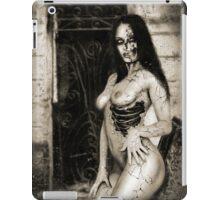 Crumbling iPad Case/Skin