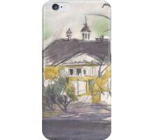 BURNABY SOMEWHERE(C1992) iPhone Case/Skin