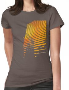 Geo Sydney 02 Womens Fitted T-Shirt