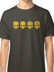 Payday 2 DeathWish Skulls Classic T-Shirt