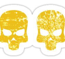 Payday 2 DeathWish Skulls Sticker