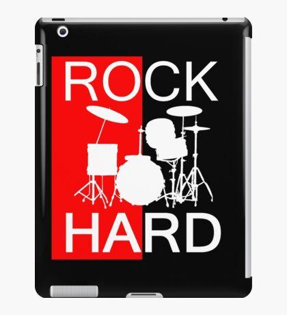 ROCK HARD iPad Case/Skin