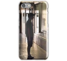 Barber Appointment iPhone Case/Skin