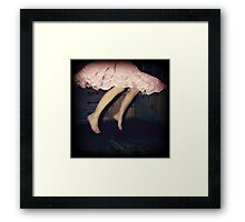 Dance Like No One is Watching... Framed Print