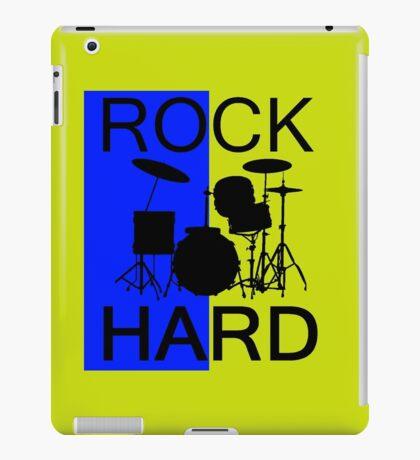 ROCK HARD-2 iPad Case/Skin