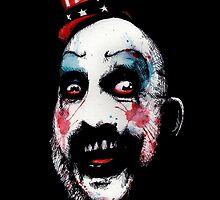 Super Secret Clown Business by LVBART
