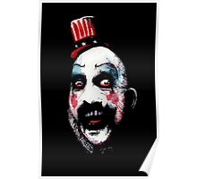 Super Secret Clown Business Poster