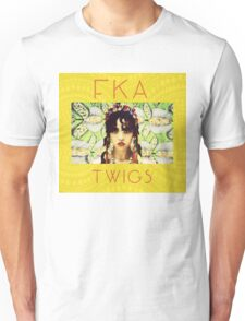 FKA Twigs Yellow Unisex T-Shirt