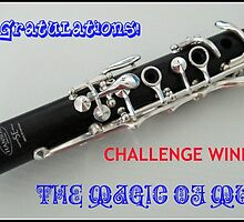 Magic Of Music - Challenge Winner by MidnightMelody
