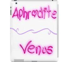 Aphrodite & Venus iPad Case/Skin