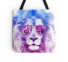 Tackle The Gazzle Says Mr. Lion Tote Bag