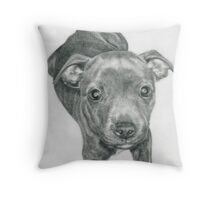 Bud Throw Pillow
