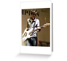 It's only Rock n Roll Greeting Card