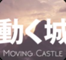 Moving Castle Sticker
